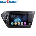"Rungrace 8"" 2 Din Android 4.2 Car DVD Player w/ BT, GPS, RDS, Wi-Fi, IPOD, DVB-T for Kia K2"