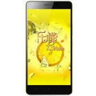 Lenovo Android 5.0 4G Phone w/ 2GB RAM, 16GB ROM - Yellow