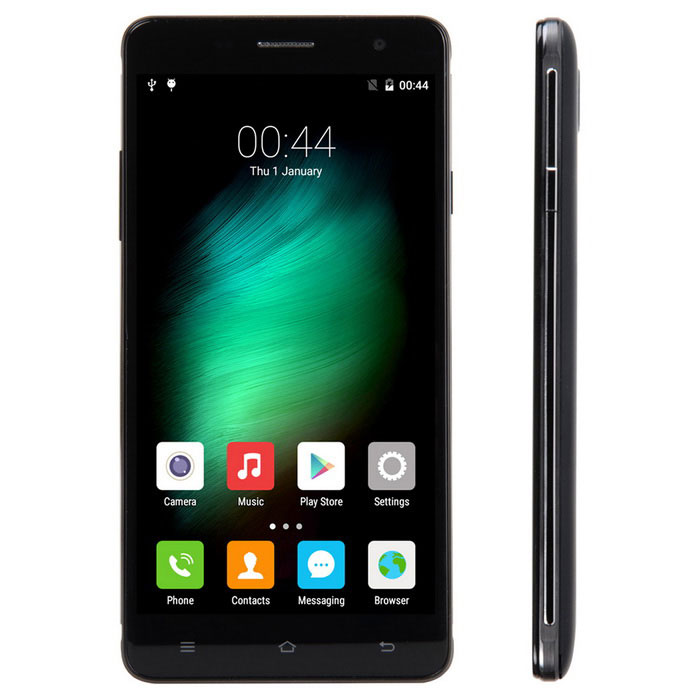 "CUBOT H1 Android 5.1 4G Phone w/ 5.5"" IPS, 2GB RAM, 16GB ROM - Black"
