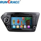 "Rungrace 8"" 2 Din In-Dash Android 4.2 Car DVD Player w/ BT, GPS, RDS, Wi-Fi, IPOD for Kia K2"
