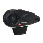 VNETPHONE V5-US 1200M Motorcycle Bluetooth Helmet Intercom Headset for 5 Riders w/ FM