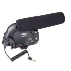 BOYA BY-VM190P Camera Mounted Stereo Condenser Shortgun Microphone for DSLR Cameras Camcorders