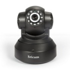 Sricam SP005A 1.0MP 720P IP Camera w/ 11-IR-LED, Wi-Fi, Two Way Audio, ONVIF, IR-CUT (US Plug)