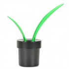 Green Pot Shoe Horns (2-Pack)