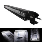 Wasserdichte Wired 100W 20-LED 8500lm 6000K Combo Worklight Bar / Offroad SUV ATV-Lampe (DC 10 ~ 30V)