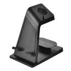 A16 Charging Holder Mount for IPHONE, IPAD, IWATCH + More - Black
