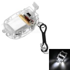 Leadbike USB Charging Warm White Light 4-LED 3-Mode Bike Bicycle Tail Lamp