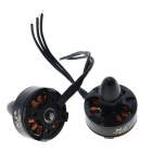 HJ Multi-rotors Multiaxial Positive and Negative Motors - Black (2PCS)