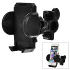 Bick Bicycle Holder Mount for 4~10cm Cellphone - Black