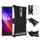 Buy Rugged Armor Hybrid TPU + PC Back Case Cover Stand 5.5 inch Asus ZenFone 2 ZE551ML ZE550ML