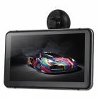 "7"" MTK8127 Android 4.4.2 Car GPS Navigator w/ 8GB Memory / TF Card Slot / Wi-Fi / Camera / EU Map"