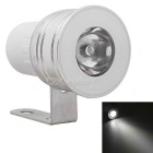 MZ WaterProof 3W LED Car Flashing Headlight / Fog / DRL / Reverse / Warning Lamp White 180lm 12V DC
