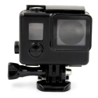 PANNOVO Dark Shading Side Open Camera Protective Housing Case for GoPro Hero 3 / 3+ / 4