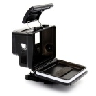 PANNOVO Dark Shading Side Open Camera Housing Case for GoPro
