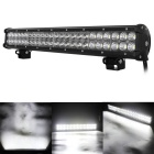 144W 48-LED 12240lm Combo Work Light Bar Offroad SUV ATV Lamp