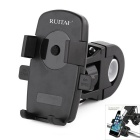 RUITAI X5 Adjustable Bicycle Bracket Antiskid Bike Phone Mount Holder - Black