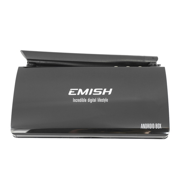 EMISH X800 Android 5.1.1 Octa-Core Smart TV Box w/ BT 4.0 ...