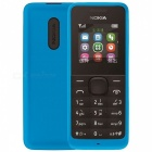 "Nokia 1050 (RM-1120) GSM Cellphone w/ 1.8"" TFT LCD, Dual Band, FM, MP3 Player & TF Slot - Blue"