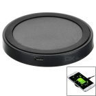 Qi Wireless Transmitter Charger Charging Pad for Samsung / LG / Google - Black