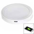 Qi Wireless Transmistter Charger Charging Pad for Samsung / LG / Google - White