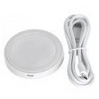 Qi Wireless Transmitter Charger for Samsung / LG / Google - White