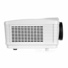 200W Android 4.4.2 LED HD Projector w/ HDMI, SD - White (US Plug)