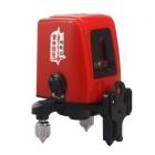 NEJE 360 Degree Self-leveling Cross Laser Level 3-Line 3-Point - Red