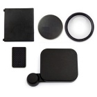 PANNOVO Lens Protector Set for Gopro 3 - Black