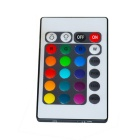 JIAWEN 36W RGB LED Strip Control Bo* w/ 24-Key Remote Control (DC 12V)