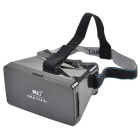 "RITECH Virtual Reality Movie / Game 3D Magic Box for 3.5"" to 5.6"" Smart Phone - Black + Grey"