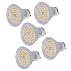 GU10 5W LED Spotlight Bulbs Cool White Light 450lm 60-SMD 2835 (5PCS)