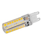 G9 6W LED Corn Bulb Light Warm White 64-2835 SMD 500lm 3000K ( AC 220~240V )