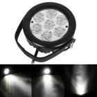 Spot 70W 7-LED 5950lm Vehicle White Light Working Auxiliary ATV Off-road DRL Driving Lamp (10~30V)