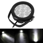 Flood 70W 5950lm Vehicle White Light Working Auxiliary Black ATV Off-road DRL Driving Lamp (10~30V)