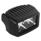 Spot 10W 2-LED Waterproof Warm White Car Daytime Running Light