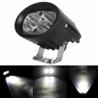 Spot 20W 2-LED Waterproof  White Car Working Light Bar / Daytime Running Light / Off-Road Lamp