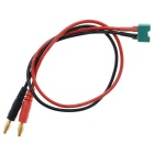 High Voltage Charge Cable MPX for Multiplex PartCore - Red + Black