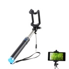 "L.Data LD Universal Handheld Selfie Stick Monopod Holder w/ Audio Cable for 3.5~5.5"" Phones"