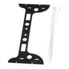 Protective Carbon Fibre Board for DJI Phantom 3 Quadcopter - Black