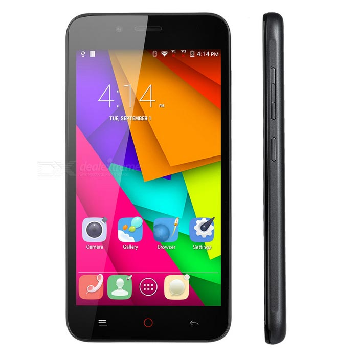 Xiaolajiao Android 4.4 4G Phone w/ 1GB RAM, 8GB ROM - Grey + Black