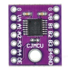 4-Bit Non-inverting Translator Development Board - Purple