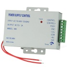 Door Access Control Power Supply Controller Adapter - Grey + Cobalt Blue