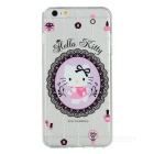 HELLO KITTY Protective TPU Back Case Cover for IPHONE 6 PLUS - Multi-Color