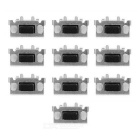 Button Switch for MP3 MP4 MP5 Tablet PC Cellphone (20 PCS)