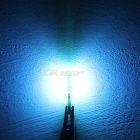 MZ T10 3W Car LED Air Light / Marker / Door Light Ice Blue 465nm 6-SMD