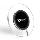 Itian A9 Qi Standard Wireless Charger for Mobile Phones - Black