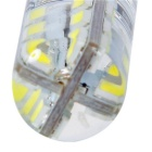 G4 3W LED Corn Bulb Cool White Light 270lm 24-SMD 2835 (DC 12V)
