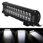 120W 24-LED Off-road 4WD UTV Worklight Bar Lamp w/ Lens White Spot Beam 10200lm 6000K (DC 10~30V)