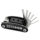 Jtron Bicycle Repair Tools / Tire Repair Tools - Black + Silver