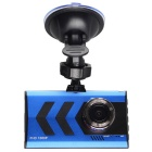"3.0"" LCD TFT 1080P Wide Angle Digital HD Car DVR Camera w/ G-Sensor, IR Night Vision, HDMI, TF, USB"
